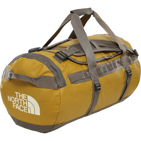 The North Face Base Camp Duffelilaukku M, british khaki/weimaraner brown